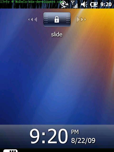 Windows Mobile 6.5最新版本截图