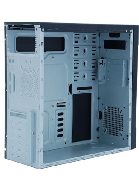 结构设计,在此基础上精简而来的黑魔网吧专业机箱