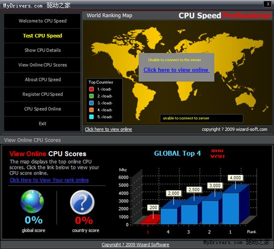 cpu速度排行_下载 CPU Speed Professional 3.0.2.9