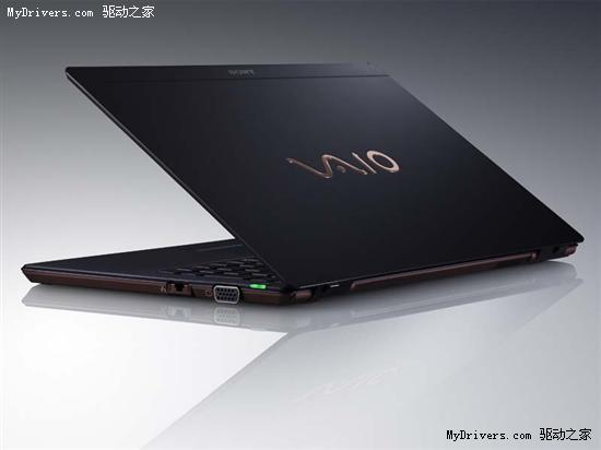 索尼VAIO X极限轻薄本正式发布 Atom平台