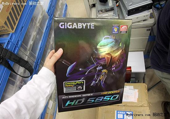 Radeon HD 5870已出货几十万块 依然紧缺