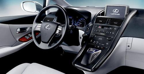 谁是最有it感的汽车控制面板?