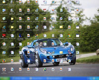 从Windows桌面看性格