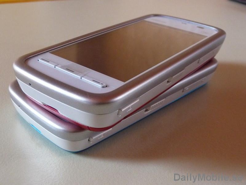 2 Мп камерой, Bluetooth 2.0 + EDR. Работает Nokia 5230 на платформе S6…