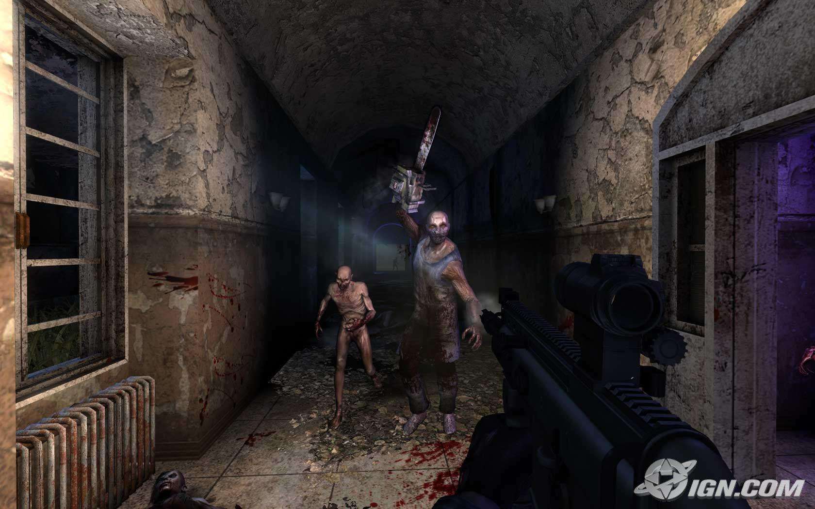 Killing Floor v.1046 + Maps Pack (2009-2012) PC.