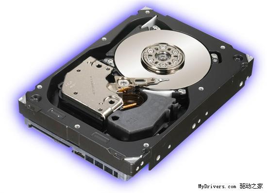 对抗SSD 希捷15000转15K.7硬盘实测