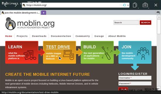 Intel操作系统Moblin 2.1正式版发布