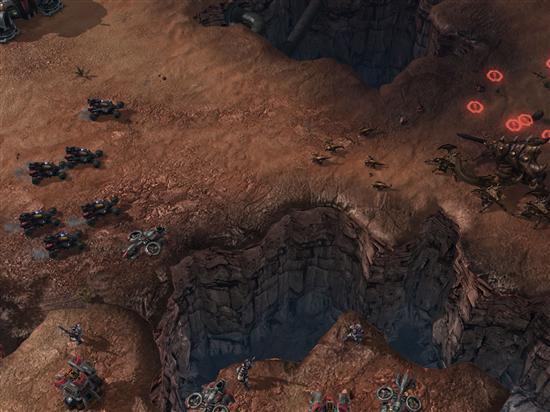 CrimsonRain.Com 《Starcraft II 星際爭霸2》最新截圖欣賞