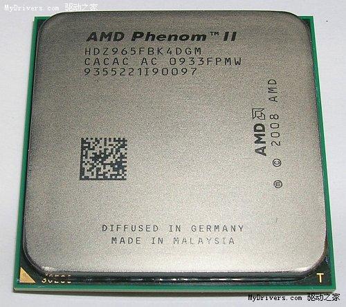 C3步进Phenom II X4 965液氮超频7040MHz