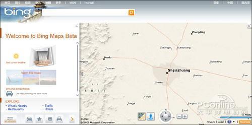 超越google街景!亲身体验3d版bing地图