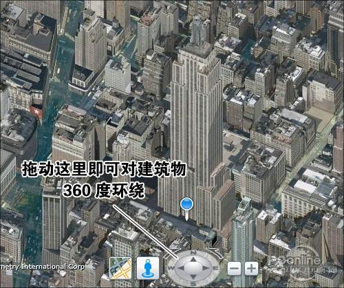 google街景亲身体验 bing地图