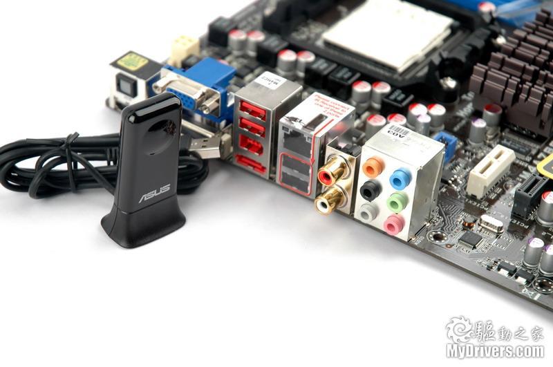 背板接口和遥控信号接收器