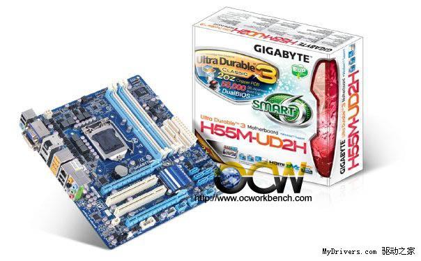 GigaByte GA-H55-UD3H - pc-specs.com