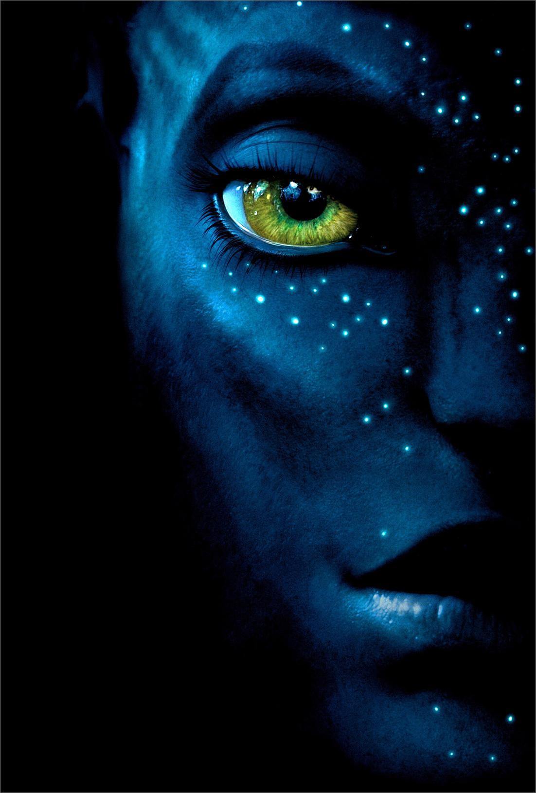 《阿凡达》avatar全球宣传高清海报