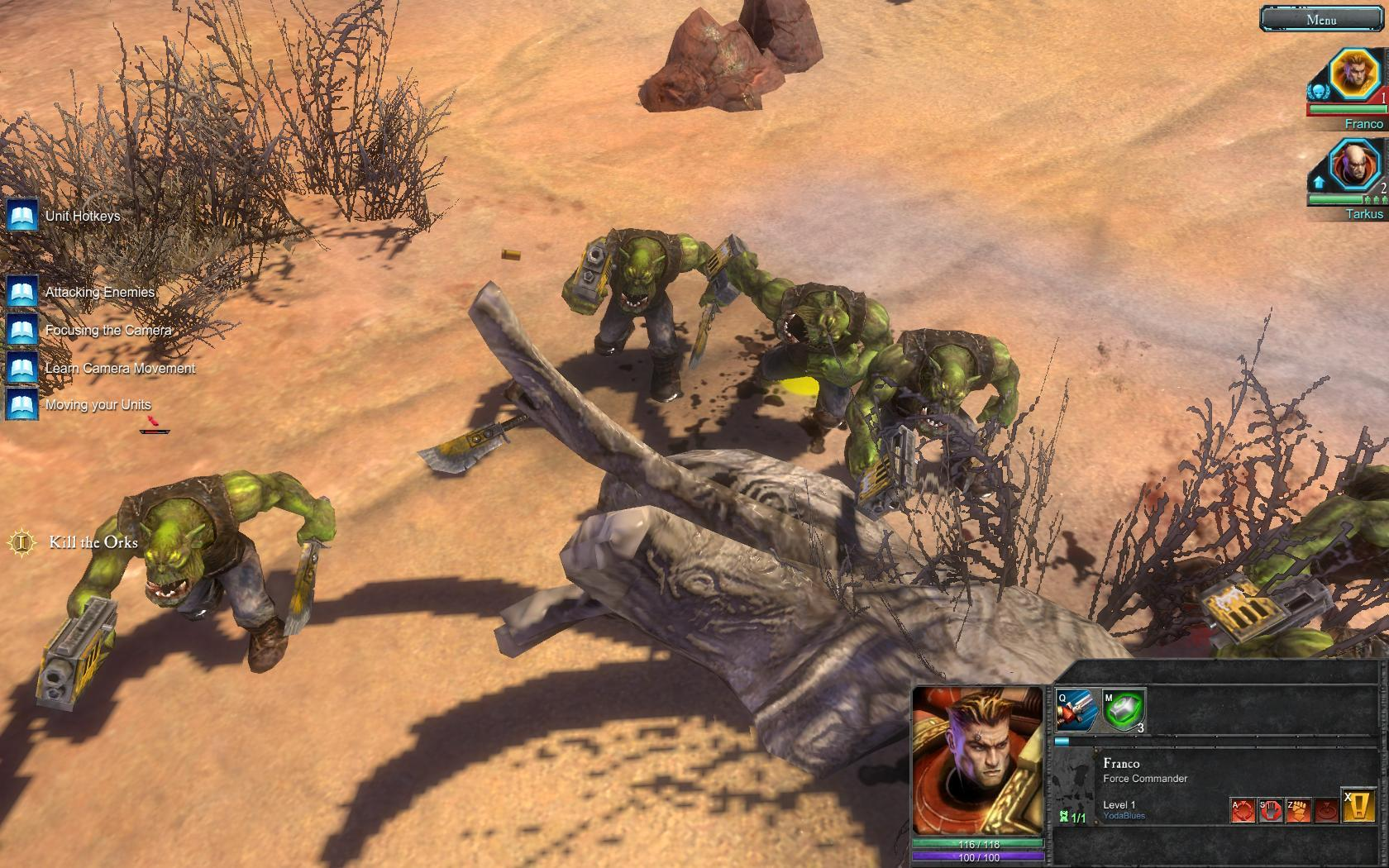 warhammer 40k: dawn of war ii