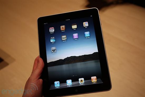 苹果iPad真机试用