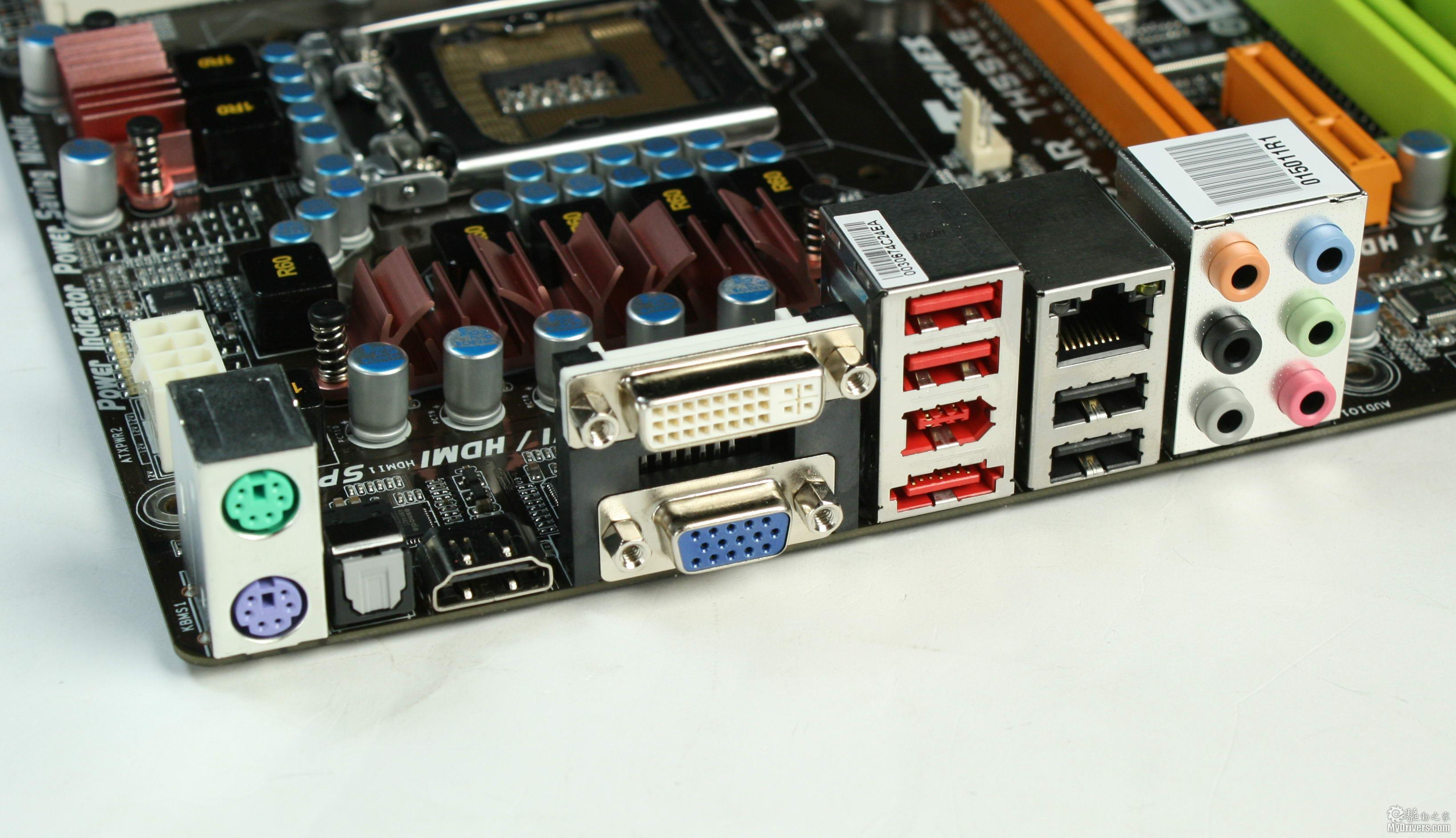 网卡芯片是rtl8111dl,支持10/100/1000mbps自适应