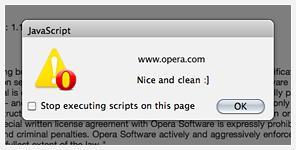 洗尽铅华 Opera 10.50 RC版本闪亮登场