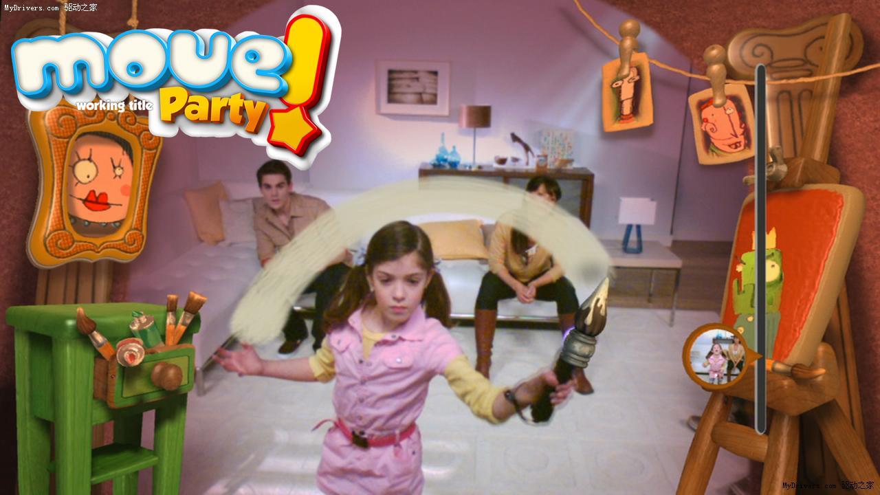 《移动派对(moveparty)》(暂名);《痉挛瘫痪(move**)》(暂名)美女移动派对图片