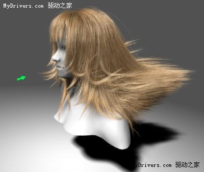 NVIDIA GDC展示DX11渲染技术