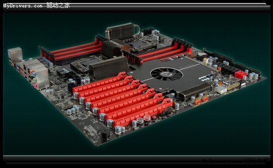 史上最华丽:EVGA双路LGA1366主板正式发布