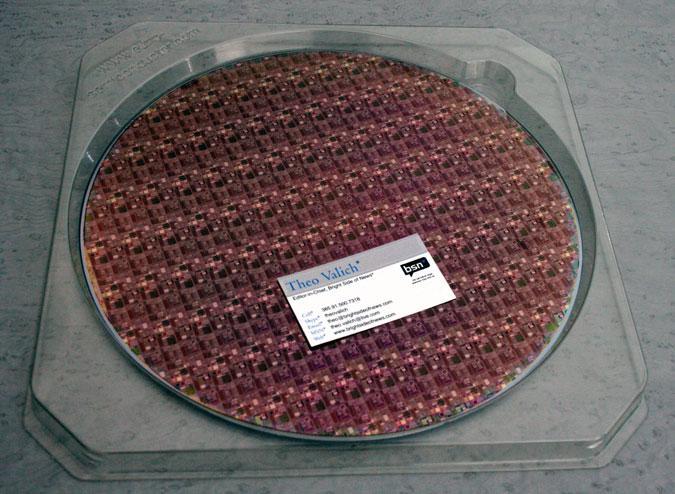 数千亿个晶体管电路都可正常运行,这绝对是晶圆制造的终极目标.