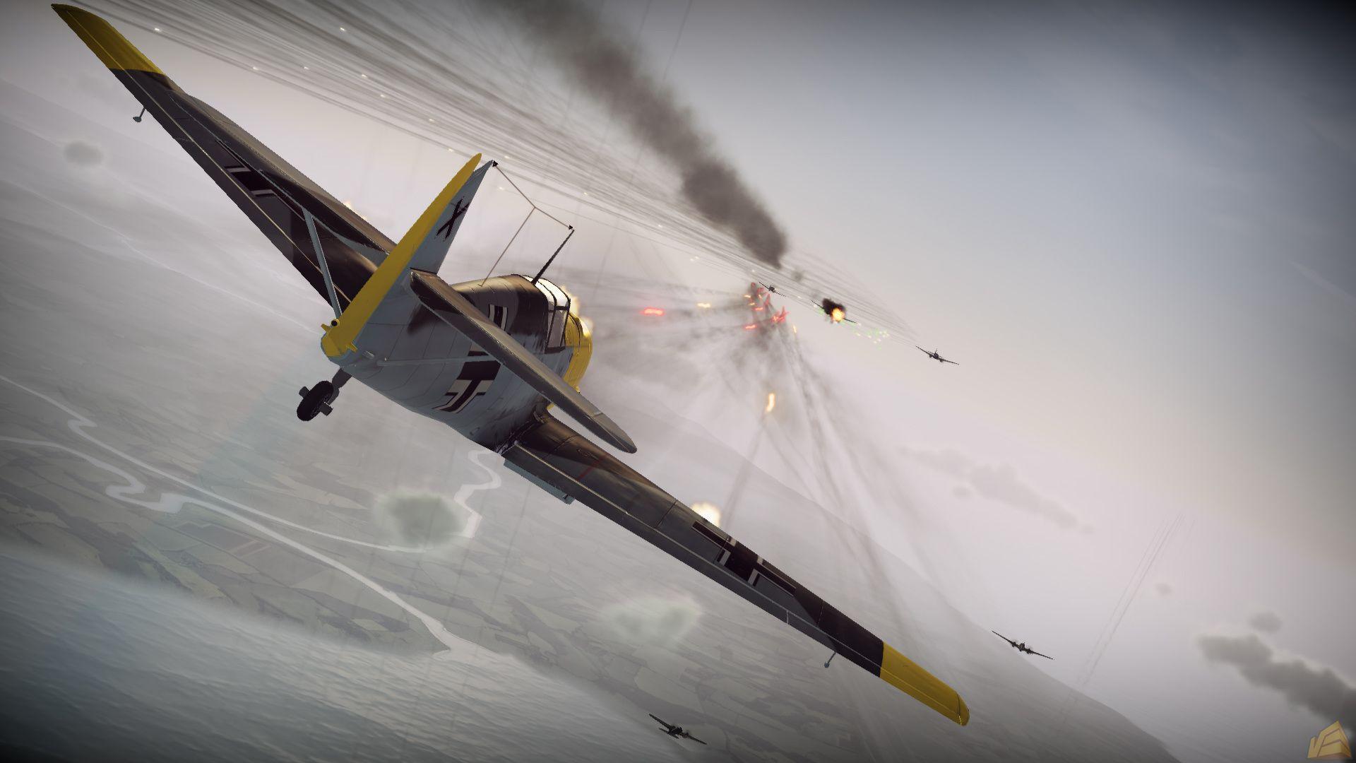 二战飞机高清壁纸