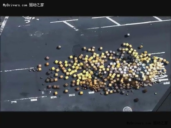 超赞短片:8位像素怪物集体入侵纽约