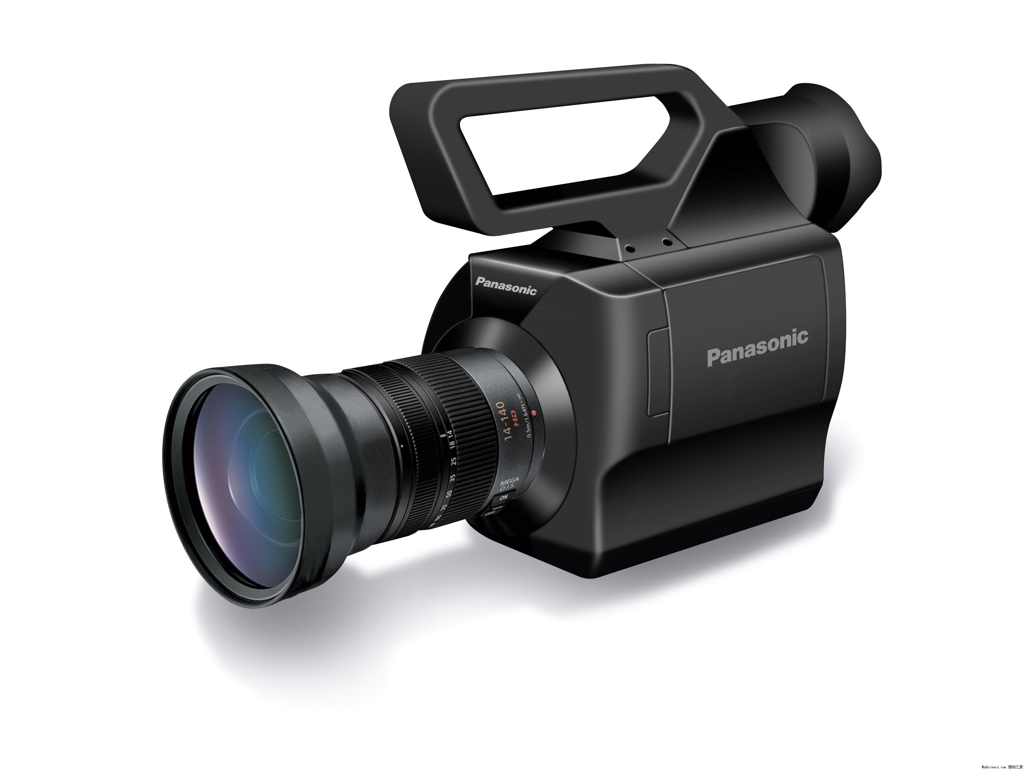 可换镜头dv 松下宣布首款m4/3系统摄像机图片