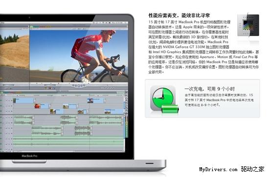 苹果新MacBook Pro自动显卡切换技术解析