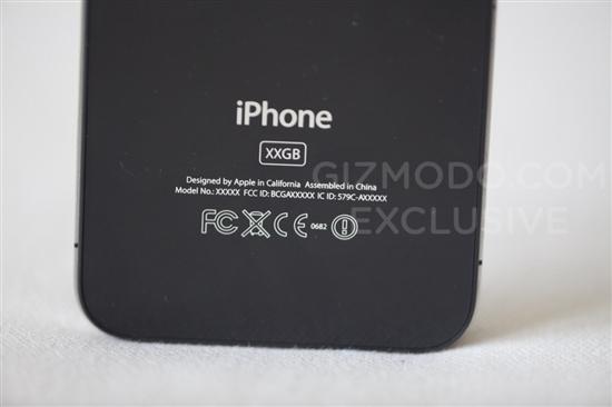 第四代iPhone原型机试用