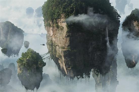 揭秘《阿凡达》潘多拉星球:创作灵感源于地球