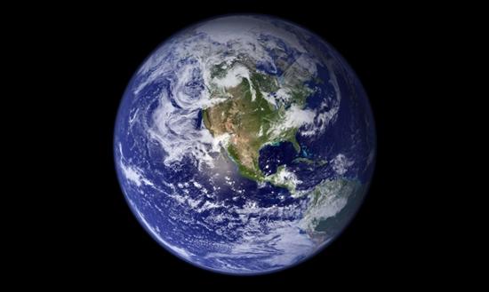 2010世界地球日 最详细地球全景彩色图