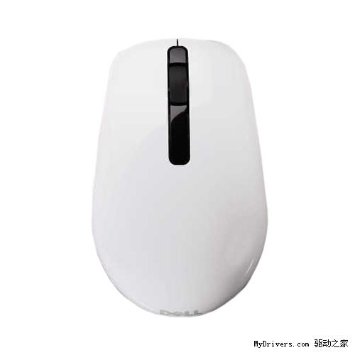 配迷你usb接收器 戴尔推时尚无线鼠标
