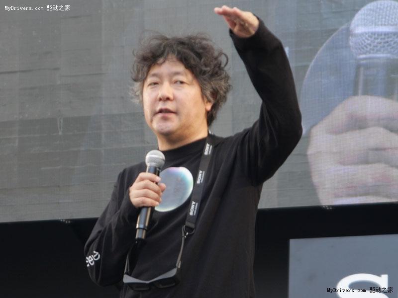 茂木健一郎博士致开幕词;