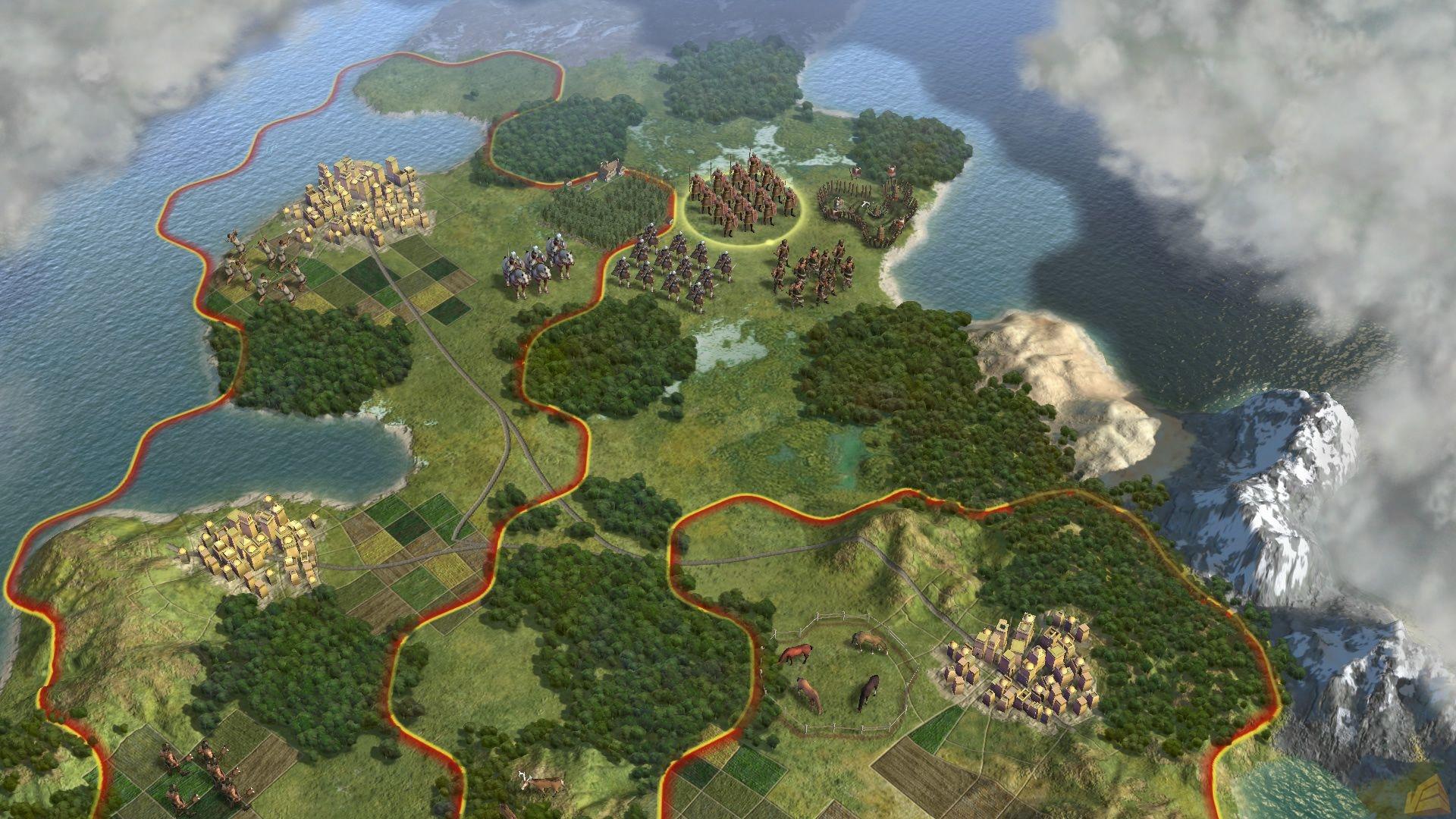 Civilization V Steam Кряк
