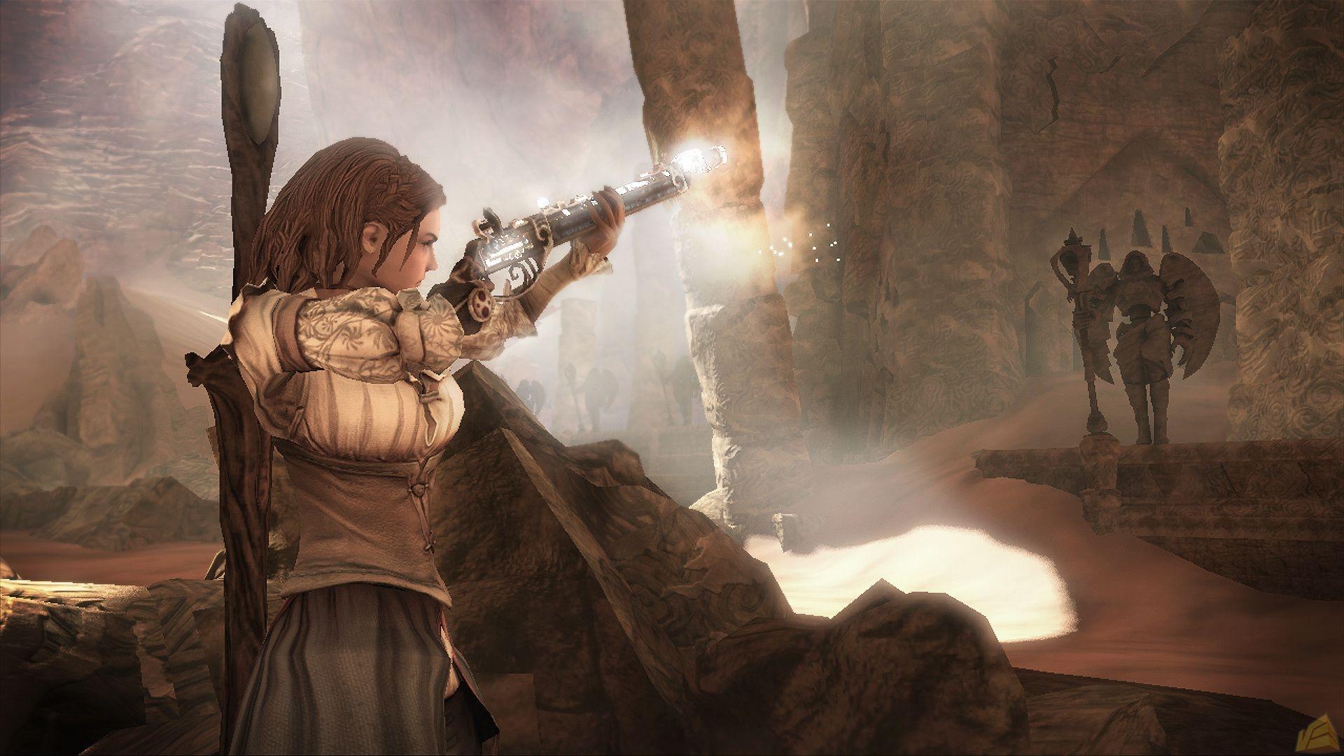 Скриншоты к игре Fable III.