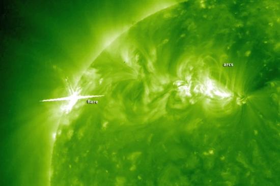 科學家警告未來或出現強烈太陽風暴導致斷電