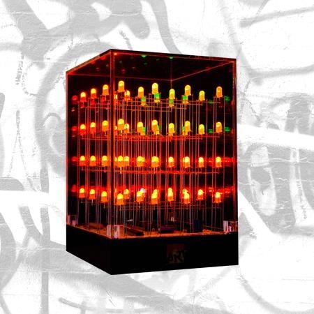 led艺术矩阵灯为生活添情趣-led,灯,电路-驱动之家