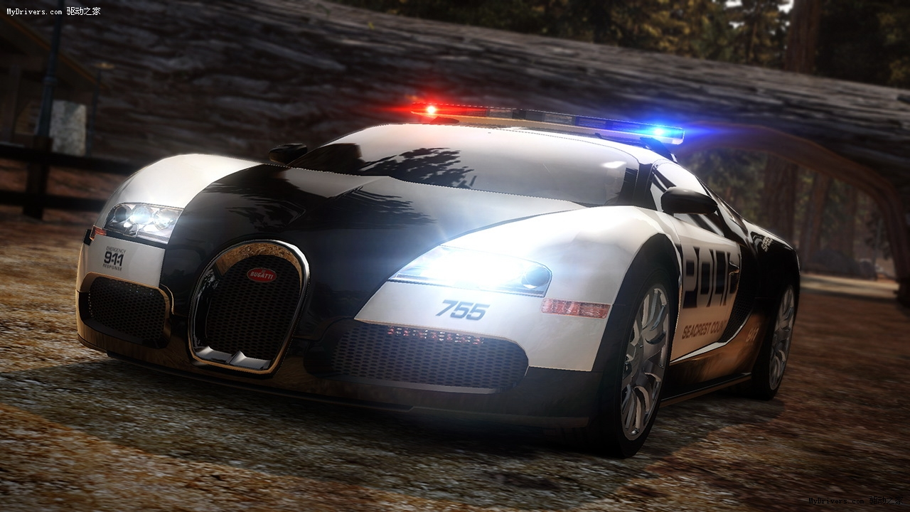 《极品飞车:热力追踪》66款赛车完全名单 极品飞车 热力追逐 Nfs Hot Pursuit 快科技 原驱动之家