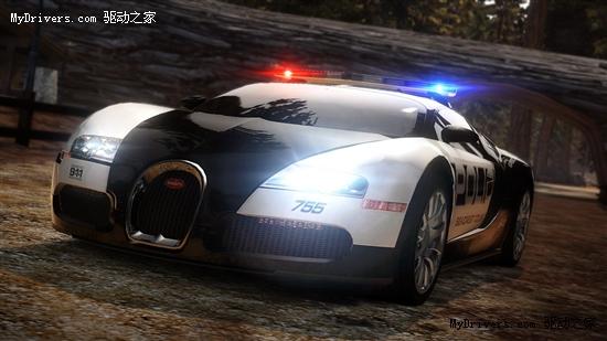《极品飞车:热力追踪》限量版宣布 视频+多图