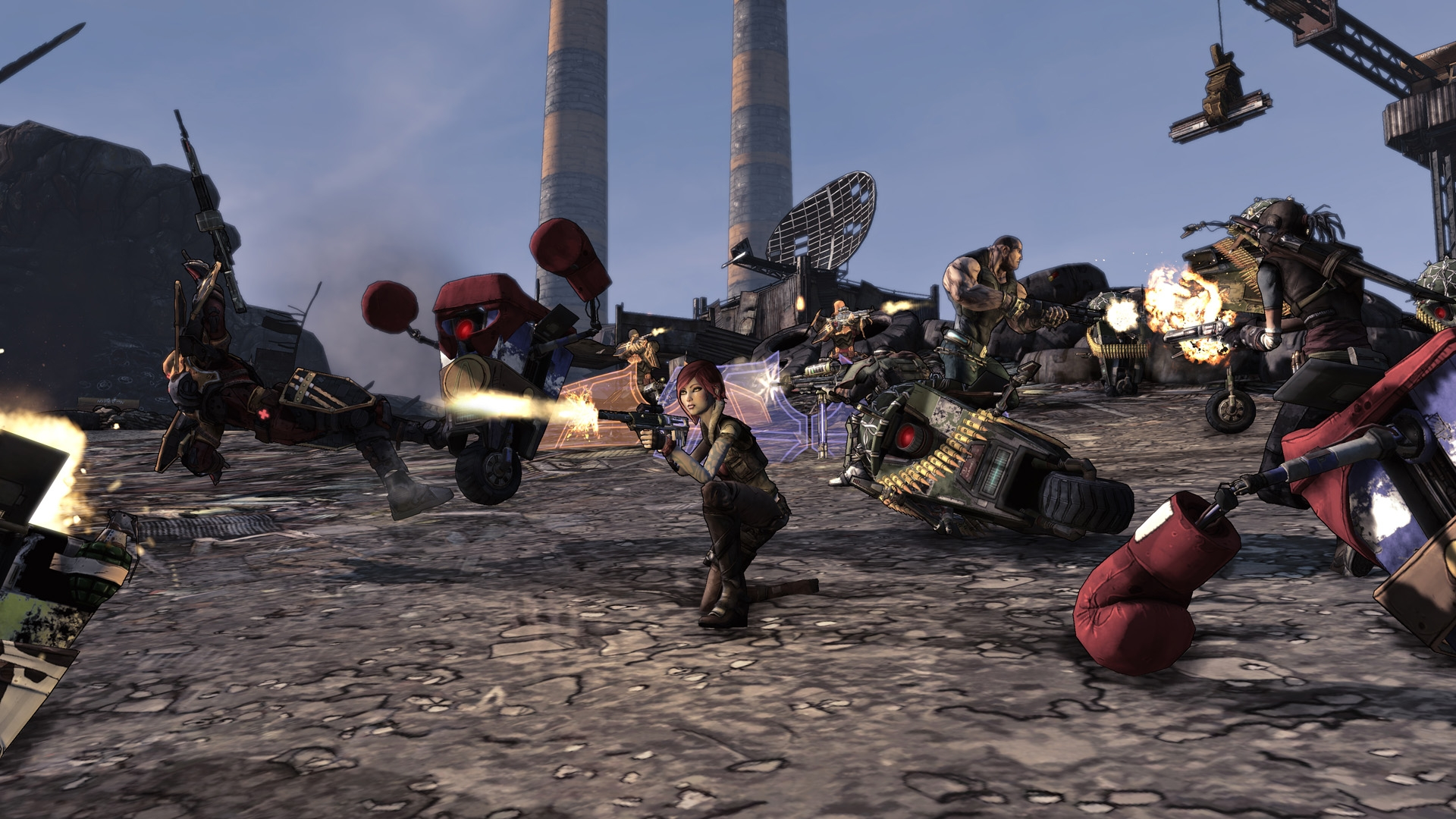 Borderlands GOTY Edition Screenshot 2.