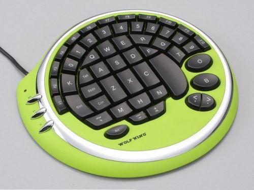 狼爪三代键盘