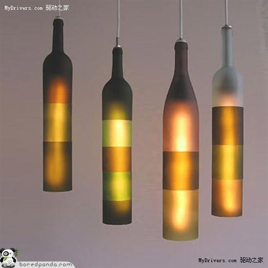 [家居生活]20款现代灯具设计 挑战你的创意极限