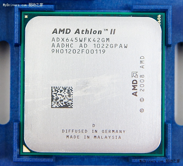 Can t find driver for CPU amd phenom ii x4