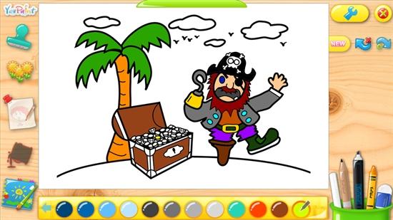 7用戶推薦兒童繪圖軟件圖片