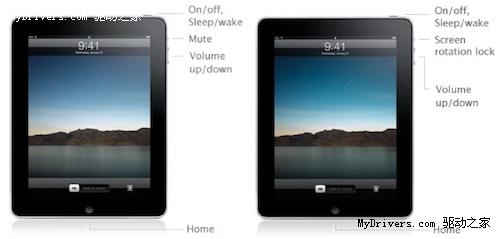 iPad屏幕方向锁确认将改为静音开关