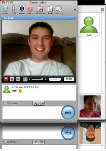 微软正式发布Messenger for Mac 8