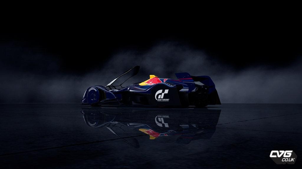 《gt5》红牛梦幻x1赛车新图赏
