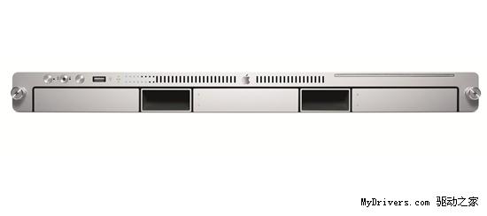 最大容量的网络硬盘_苹果放弃机架服务器产品 Xserve行将告别-苹果,Apple,Xserve,停产 ...